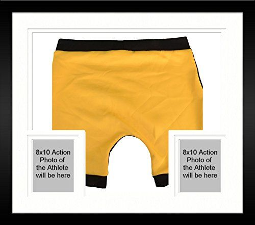 Framed Anderson Silva Ultimate Fighting Championship Autographed UFC 183 Versus Nick Diaz Fight Model Shorts - Fanatics Authentic Certified