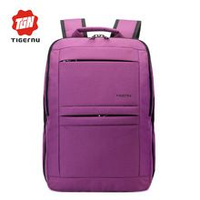 Women Backpacks For Teenage Girls Youth Trend Schoolbag Boys Student Bag  TIGERNU BRAND Nylon Waterproof Laptop Backpack Men(China (Mainland))