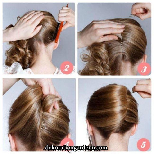 Wie Man Die Raffinierte Frisur Der French Twist Kollektion Perf Hairtutorialeinfach In 2020 French Twist Hair Long Hair Styles Short In 2020 Mittellange Haare Frisuren Einfach Schone Frisuren Mittellange Haare Flechtfrisuren