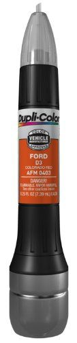 Dupli-Color AFM0403 Colorado Red Ford Exact-Match Scratch Fix All-in-1 Touch-Up Paint - 0.5 oz. - http://musclecarheaven.net/?product=dupli-color-afm0403-colorado-red-ford-exact-match-scratch-fix-all-in-1-touch-up-paint-0-5-oz