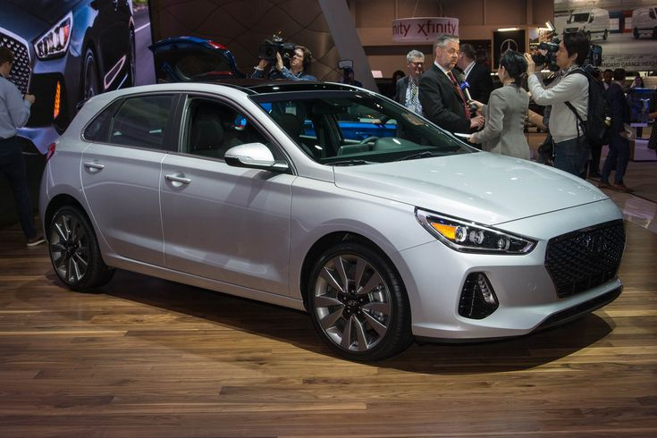 It was just a few years ago, here in Chicago, that Hyundai took the wraps off the Elantra GT. Now, history is repeating itself as the Korean automaker just unveiled a new version of its stylish little hatchback. The new Elantra GT is a smart-looking five-door, with a low, wide stance and nice...
