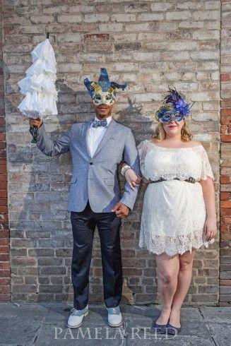 New Orleans Courtyard Wedding - June 2014 - Pamela Reed Photography
