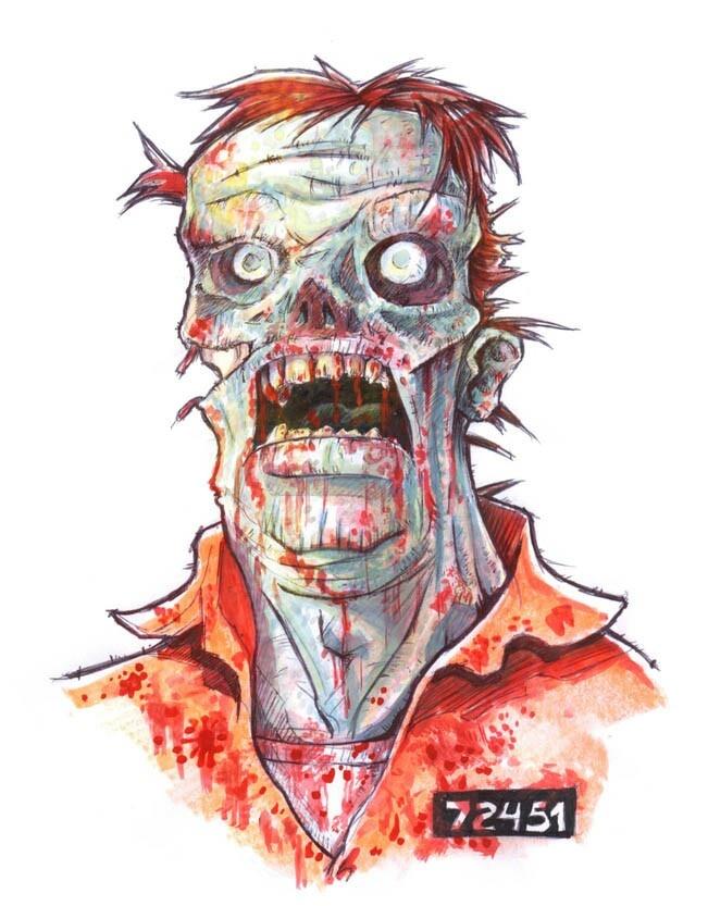 Zombien rayados