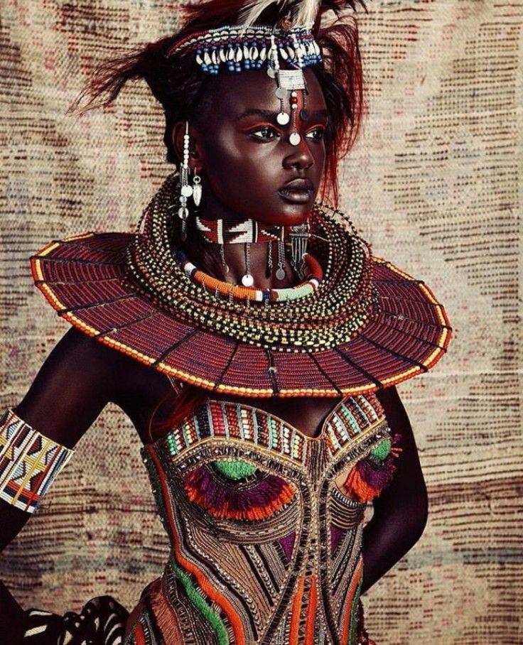Maasai Inspiration