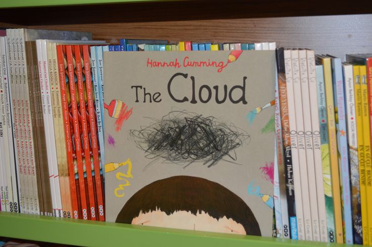 Kids Nook reads The Cloud by Hannah Cumming. Great for encouraging creativity and compromise skills :)