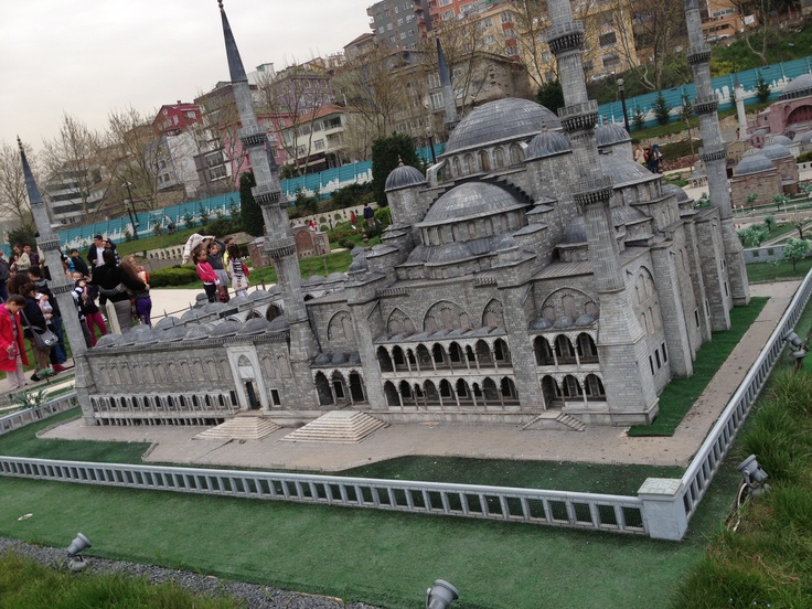 Sultan Ahmed mosque(The blue mosque)