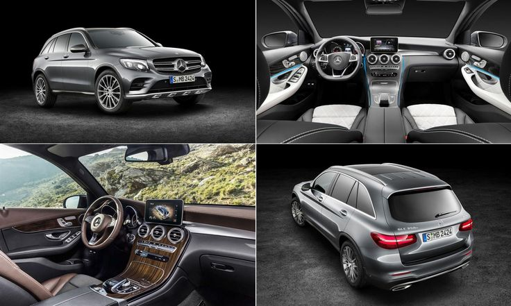 The all-new 2016 GLC