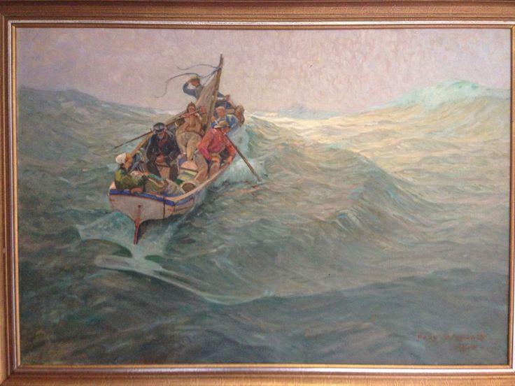 Seafaring spirit of Portugal