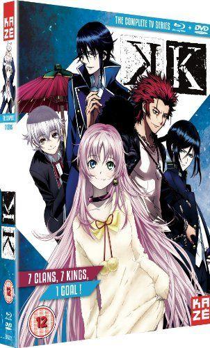 K: The Complete Series [Blu-ray] Blu-ray ~ Daisuke Namikawa, http://www.amazon.co.uk/dp/B00I3ZME3A/ref=cm_sw_r_pi_dp_oOWztb14WJ2EN