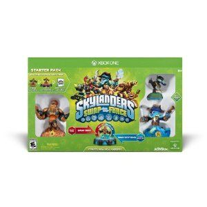 This Skylanders Swap Force Starter Pack a must if you have an Xbox one.