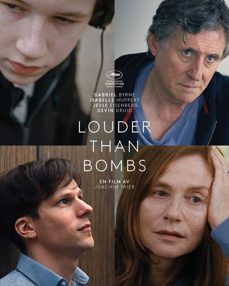 "178 Likes, 5 Comments - Devin Druid (@devindruid) on Instagram: ""Louder Than Bombs will be screening on Saturday, March 5th in my hometown of Richmond, Virginia as…"""