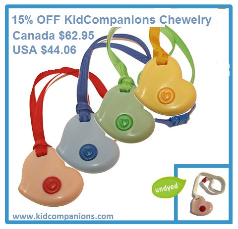 FOLKS IN USA ...FOLKS IN CANADA: Canadian Dollar tumbles!  ♥USA: Buy our Canadian chew necklaces NOW & get 30%OFF!  ♥Canadians, Buy from Canada where your dollars is worth 100cents!  www.kidcompanions.com
