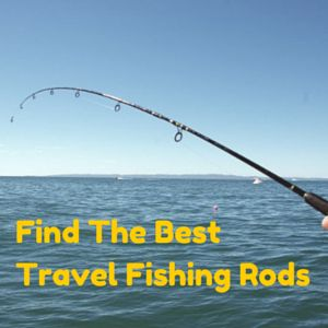 Travel fishing rods make great gifts since most fishermen don't think about traveling and fishing until the last minute. Then the only rods that they have are too long to fit into their luggage or they don't have a fishing rod case to put them in.