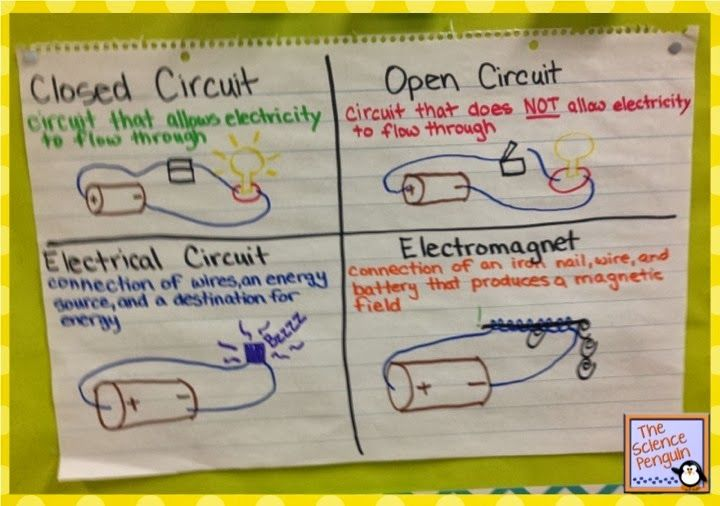 5th grade science anchor charts | Anchor Charts