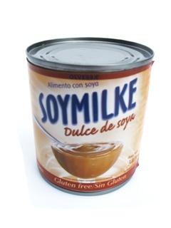 Caramel sweetened condensed soya milk