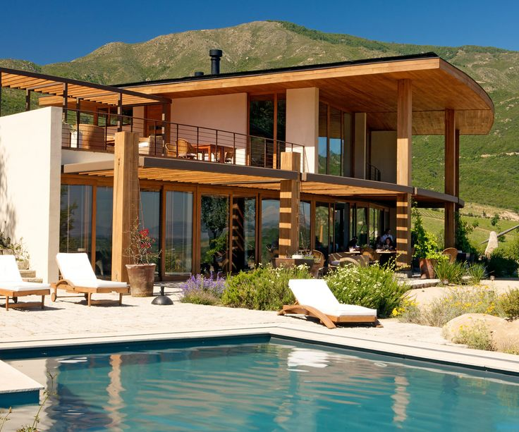 Lapostolle Residence, Valle de Colchagua http://www.smartrip.cl/hoteles/ver/38