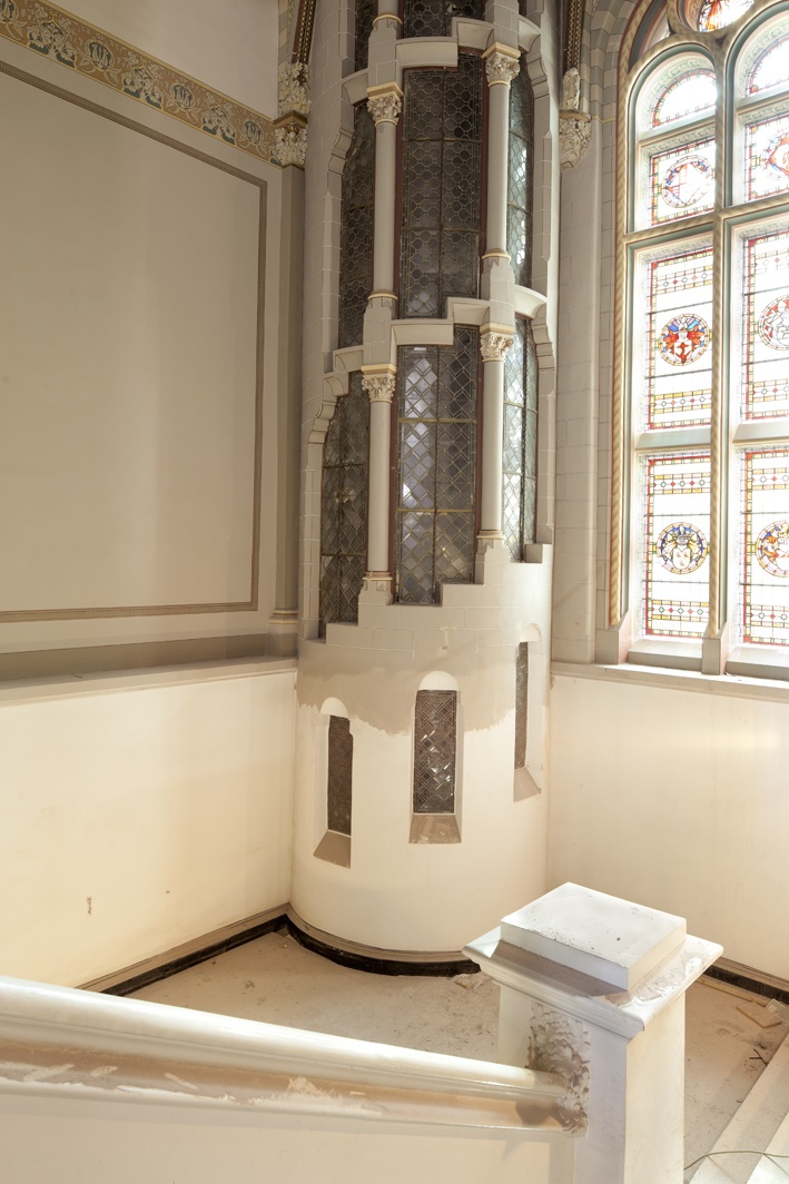 Follow us on our way to reopening in 2013! www.rijksmuseum.nl. Photo: Arie de Leeuw.