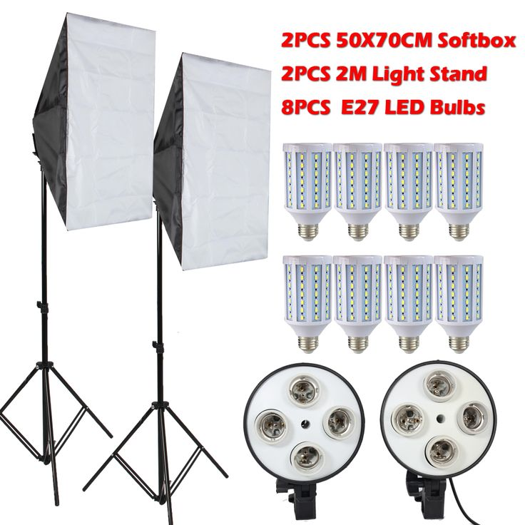 8PCS E27 LED Bulbs Photography Light Kit Photo Equipment+ 2PCS Softbox Light Box+Light Stand For Photo Studio Diffuser     Tag a friend who would love this!     FREE Shipping Worldwide     Get it here ---> http://genexgear.com/8pcs-e27-led-bulbs-photography-light-kit-photo-equipment-2pcs-softbox-light-boxlight-stand-for-photo-studio-diffuser/