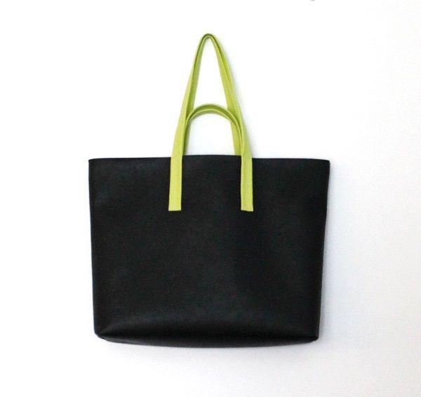 SIMPLE+BAG+minimalistická+materiál+ekokůže+dvojitá+ucha,+do+ruky+a+na+rameno+dno+zpevněné+bez+podšívky+výška+35+cm+šířka+50+cm+dno+10+cm
