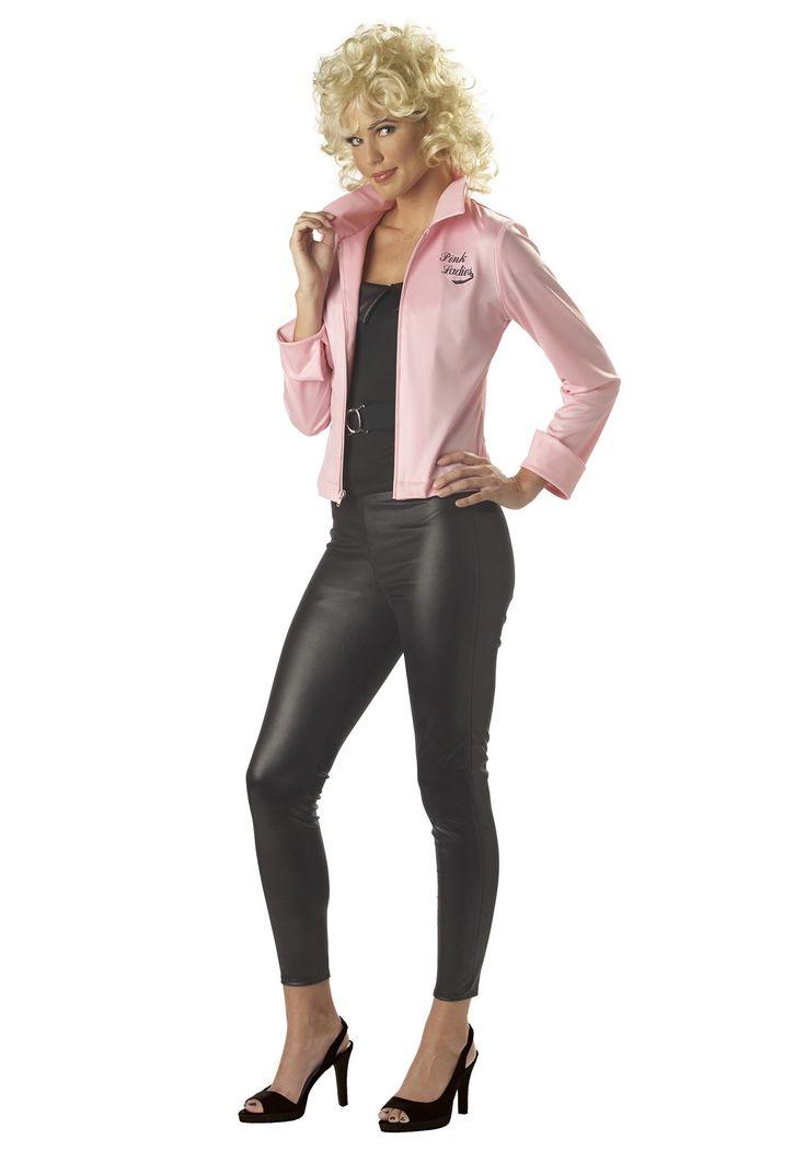 Pink Ladies Grease Jacket | Halloween costumes | Pinterest | Pink ladies grease Pink ladies ...