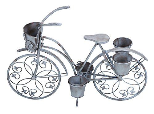 Classic Style Bicycle Planter For Your Potted Plants Benara http://www.amazon.com/dp/B00NKZYG7U/ref=cm_sw_r_pi_dp_XF6Gub1H1G3XC