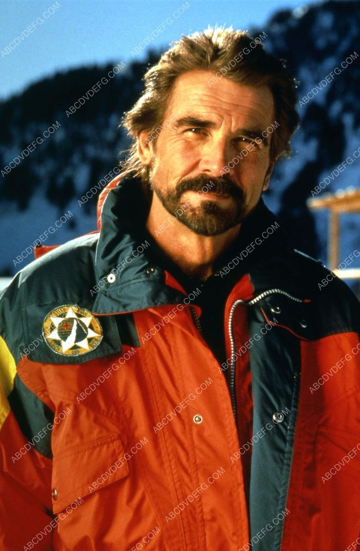 James Brolin as mountain rescue TVM Exrtreme 35m-3776