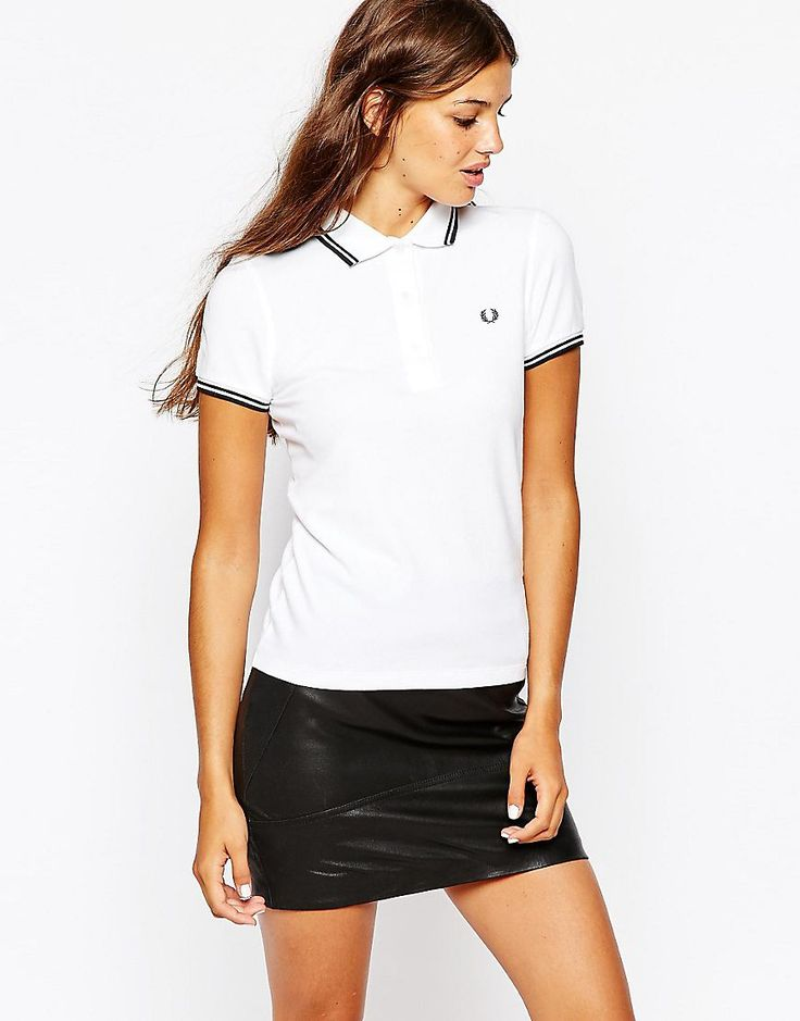 Image 1 - Fred Perry - Polo à double liseré