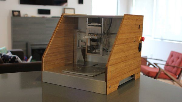 Nomad 883, Milling Time: The Future of Desktop CNC Milling - Tested