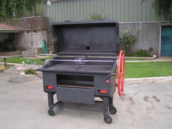 bar b que pits | custom BBQ pits1 400x300 custom BBQ pits1