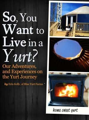 So, You Want to Live in A Yurt? I've actually heard of these thanks to a friend of mine. Seem pretty cool.
