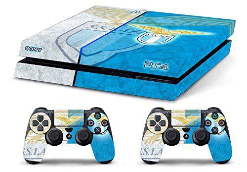 Skin PS4 SS LAZIO ULTRAS CALCIO limited edition DECAL COVER ADESIVA
