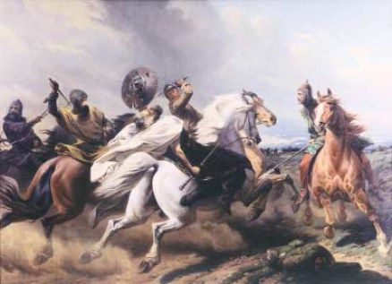 Niklot (zm. 1160) – książę obodrycki (1131-1160), był jednym z możnych plemienia Obodrzyców, który walczył z Niemcami i Duńczykami o wolność swego ludu m.in. podczas krucjaty połabskiej w 1147. Jedyny słowiański władca, który pokonał wyprawę krzyżową i powstrzymał przymusową niemiecką akcję chrystianizacyjną.