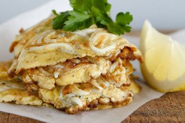 Whitebait Fritters recipe, Listener – visit Food Hub for New Zealand recipes using local ingredients – foodhub.co.nz