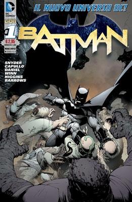 Batman, DC Lion, 1