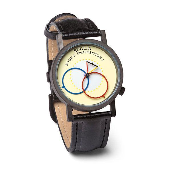 Euclid's Proposition 1 Watch