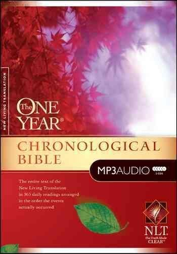 The One Year Chronological Bible: New Living Translation: The Complete Holy Bible, New Living Translation, Arrange...