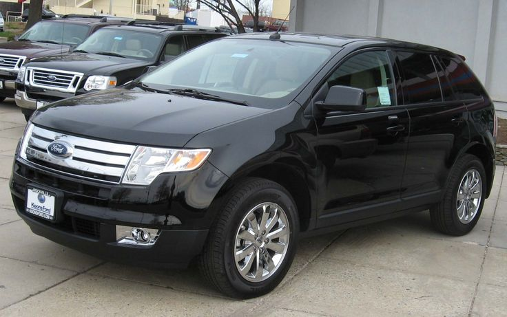 Ford Edge Not Very Spacious And Your Mech Better Be Specialized Else You Wont Enjoy It Parts Are Expensive As Well