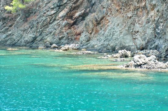 #Turkey #Kemer. Marvelous crystalline Turkey's sea.