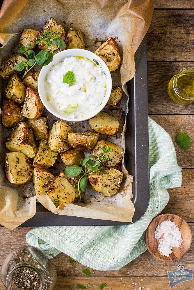 Ziemniaki z zaatarem