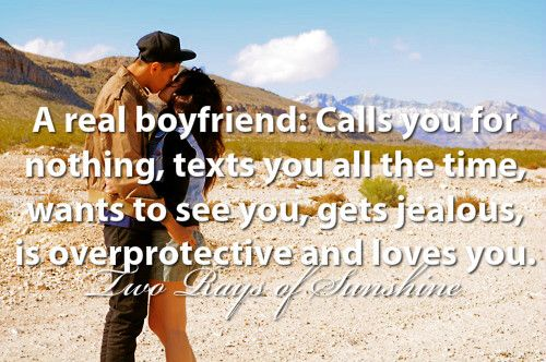 a real boyfriend would quotes - photo #32