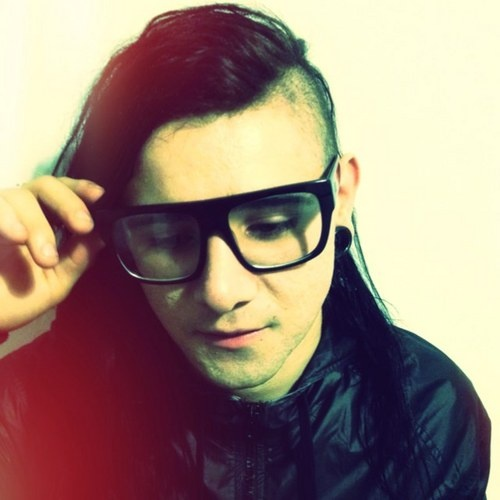 Skrillex,..My new music obsession since the beginning of this year.
