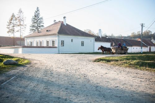 Beautiful former Saxon Parish House in Cincsor, Romania, turned into a guesthouse