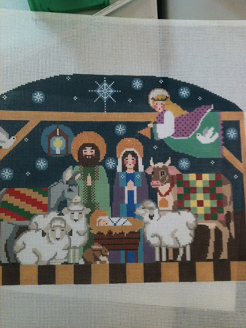 steph's stitching: January 2012