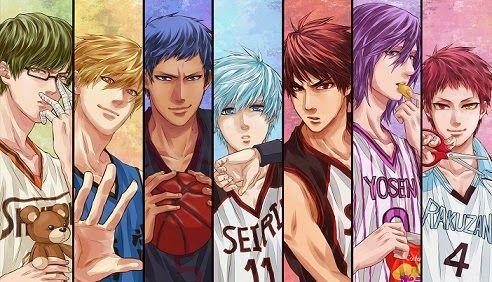 Download Kuroko's Basketball: Kuroko no Basuke   Season 2 Complete Episodes 720p Mediafire