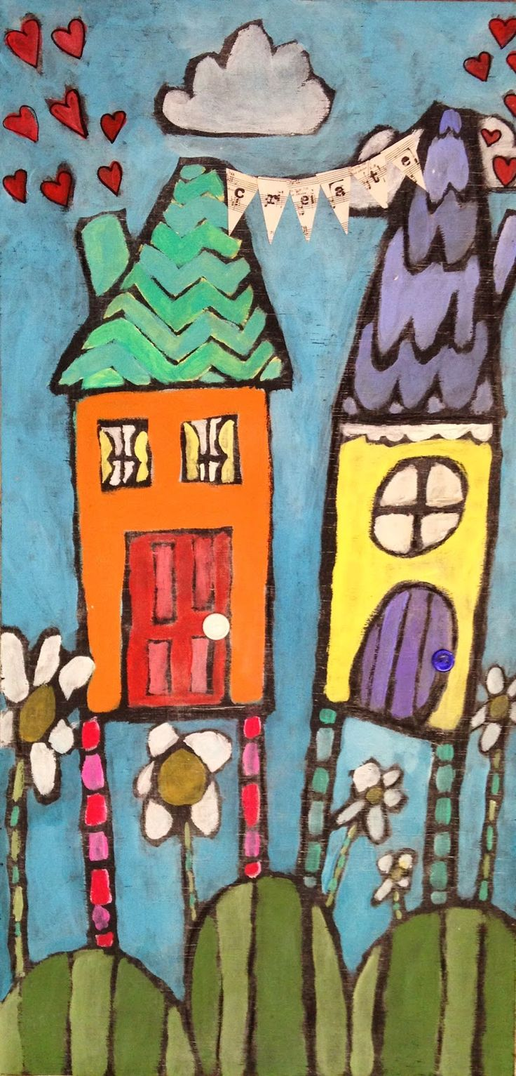 Home sweet home painting - Find This Pin And More On Art Home Sweet Home
