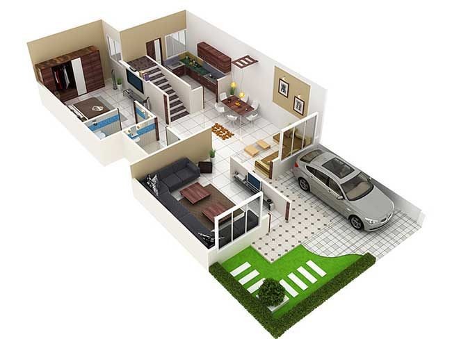 25 X 50 House Plans With Home Plan 25 X 50 Lovely Amazing 25 40 House Plan Gallery Plan 3d House Plans Small House Design Plans House Plans