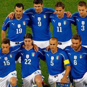 Hoy juega Italia contra Costa Rica por la Copa del Mundo 2014