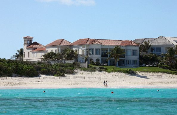 Celebrity Homes in Bahamas | Celebrity Homes