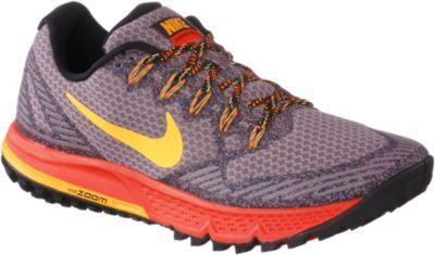 Nike Air Zoom Wildhorse 3 Laufschuhe Damen lilagrau/orange
