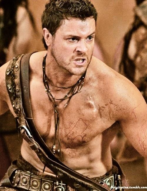 Agron Spartacus Vengea...